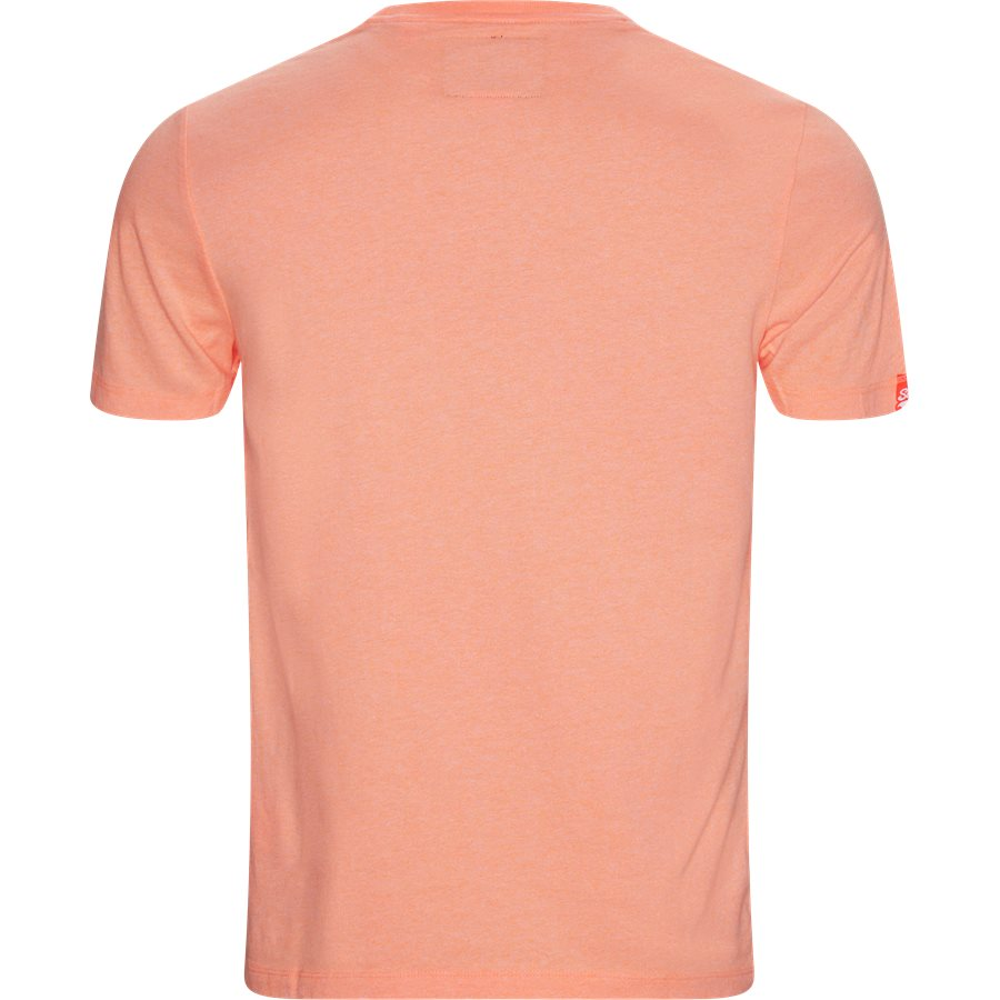 M1010 - M1010 T-shirt - T-shirts - Regular - ORANGE FI0 - 2